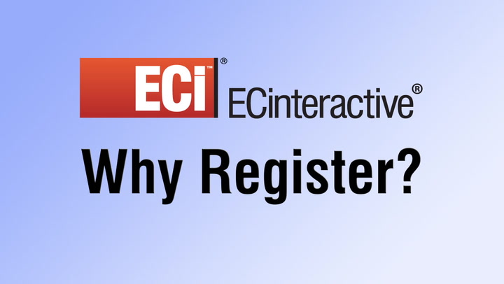 Why Register on your Dealer's ECinteractive Web Store