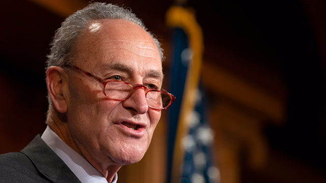 Schumer: 'All we're after is the truth' in impeachment trial