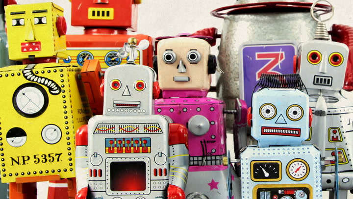 The Psychology Of Anthropomorphic Robots
