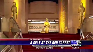 Fargo woman gets invitation to Oscars red carpet
