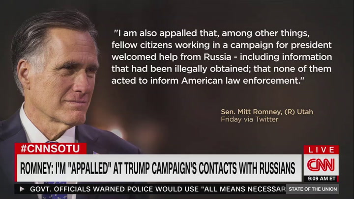 "Rudy hits Mitt, defends Don Jr.: ""There's nothing wrong with taking information from Russians"""