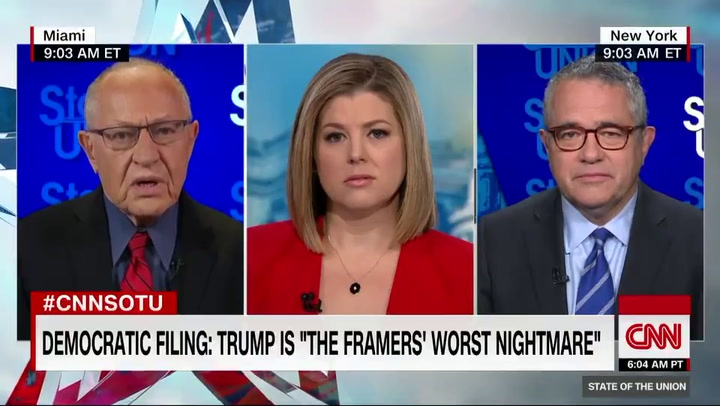 Dershowitz claims abuse of power is not an impeachable offense even if proven