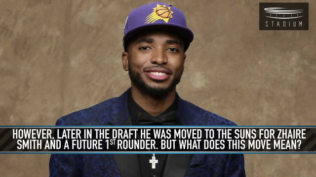 What Does 76ers Trade of Mikal Bridges Mean?