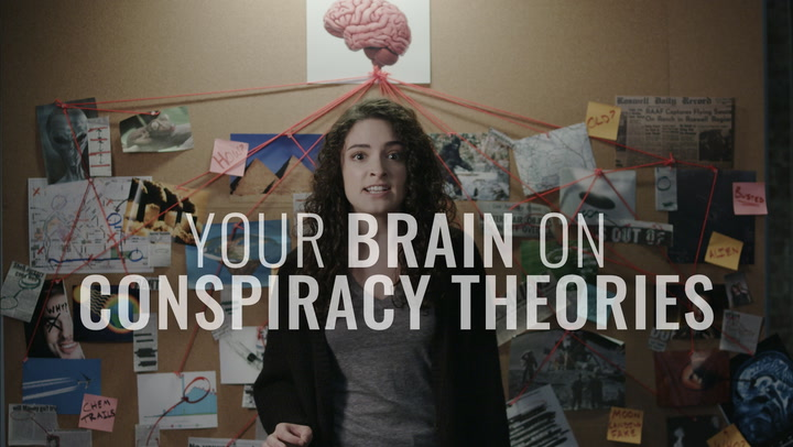 Your Brain on Conspiracy Theories
