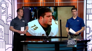 Sports Sunday April 22nd: Local NFL draft prospects, Wild, Timberwolves discussed in Extra Points