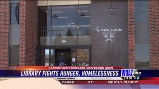 Grand Forks Public Library starts a conversation about homelessness