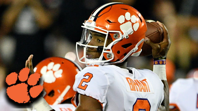 Kelly Bryant Hits Ray-Ray McCloud For 79-Yard TD | ACC Must See Moment