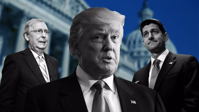 Why Republicans are on the defensive this election