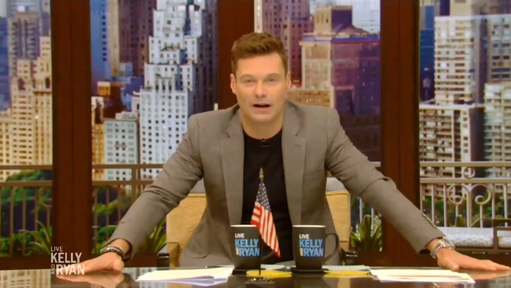 Ryan Seacrest Reveals He Is Bringing Ex Shayna Taylor to His Family's Thanksgiving Dinner