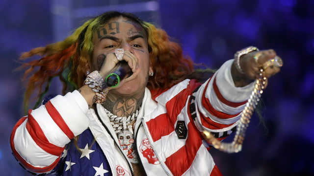 Here's why rapper Tekashi 6ix9ine is testifying against other gang members
