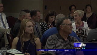 WDAY's Dom Izzo recognized by North Dakota High School Coaches Association