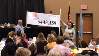 Mitchell United Way reveals amount in annual fundraiser
