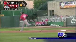 Kang's home run lifts RedHawks to 9th straight win