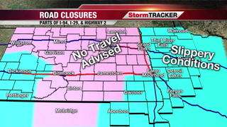 Blizzard Warning: Snow and Wind To Continue Tonight