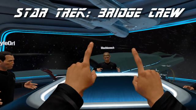 4 Ars Technica editors review Star Trek: Bridge Crew