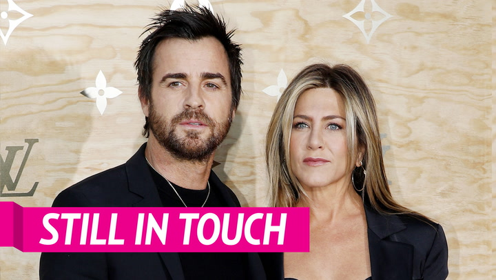 Justin Theroux Reaches Out to Jennifer Aniston on Instagram for a Good Cause