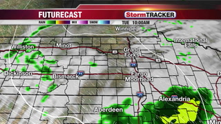 StormTRACKER Tuesday Morning Update