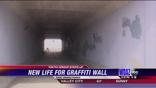 Youth group revamping city tunnel