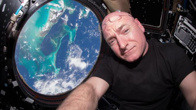 Astronaut Scott Kelly on What It's Like Going to Space
