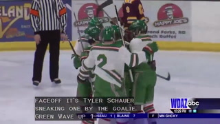Minnesota area boys hockey: EGF defeats Bagley/Fosston