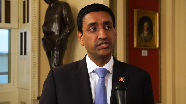 'Sober minds finally prevailed': Rep. Ro Khanna discusses the called off strike on Iran