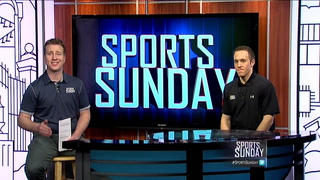 Sports Sunday March 26th: Brock Boeser's first NHL goal is Sports Sunday's play of the week