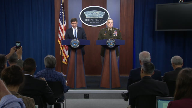 Pentagon officials say some video, images from Baghdadi raid will be released 'in coming days'