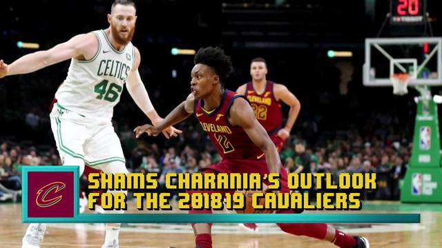 Shams Charania's NBA Previews: Cleveland Cavaliers