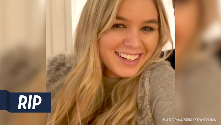 Robert F. Kennedy's Granddaughter Saoirse Kennedy Hill's Cause of Death Revealed