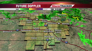 StormTRACKER Weather Webcast Wednesday Overnight