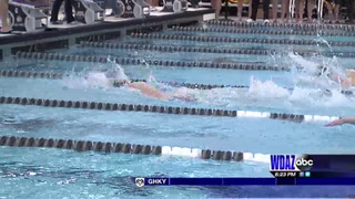 Fargo North wins EDC swimming championship