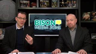 Bison Media Zone: NDSU vs. SDSU playoff preview