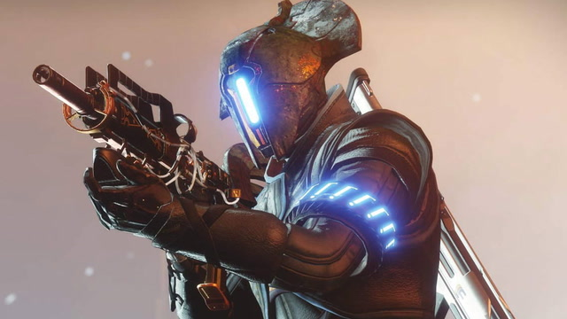 Destiny 2 Curse of Osiris Live Stream: Crafting Weapons In The Lighthouse