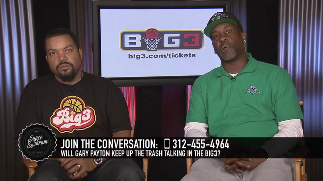 Ice Cube and Gary Payton Talk With Sauce and Shram