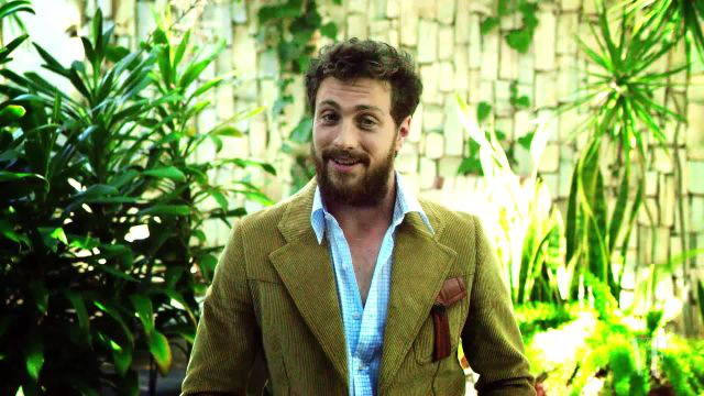 Aaron Taylor Johnson Loves to Sing