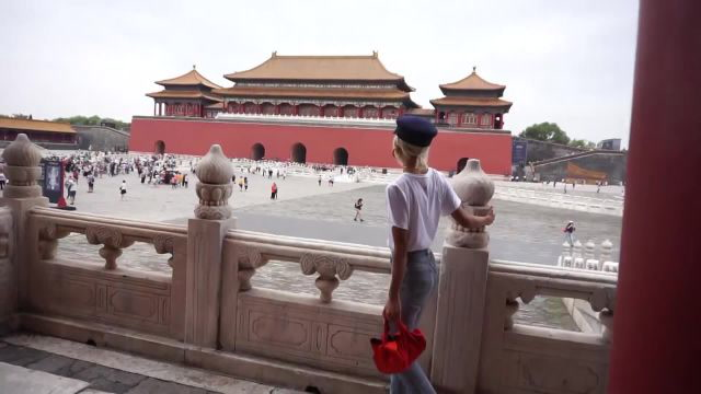 Discover the Old and the New Beijing