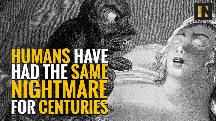 Humans Have Been Having the Same Nightmare for Thousands of Years