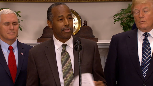 Carson: MLK's message of 'common dignity of man resounds today'