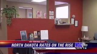 North Dakota residents encouraged to get tested for HIV