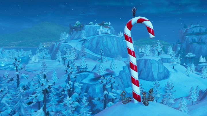 Fortnite Season 7 On Flipboard By Inverse Tv Innovation Candy Canes
