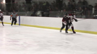 Worthington girls hockey vs. Fairmont