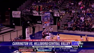 N.D. Class B boys basketball state semifinals: H/CV going back to state title game for second straight year