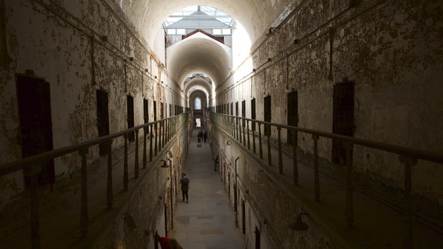 The influential prison that's wildly popular to tour