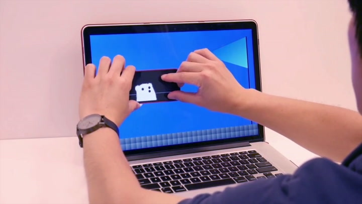 MIT Invents A Magic Lens That Combines All Your Screens Into A Single Experience