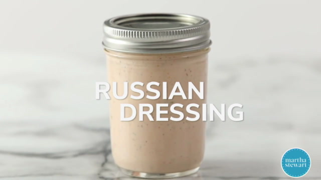 Russian Dressing Video