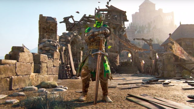 For Honor Official Weekly Update for September 21 Trailer