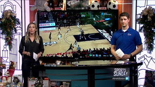 Sports Sunday December 17th: Crandall's shot is Sports Sunday's Play of the week