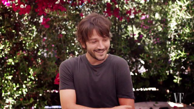 Diego Luna on His Most Difficult Co-Star, Socks and Sandals and Playing