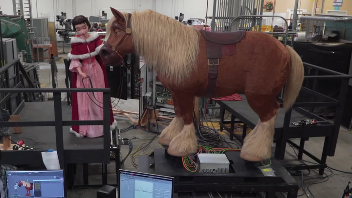 You Need to See These Jaw-Dropping Disney Animatronics That Look Like CGI