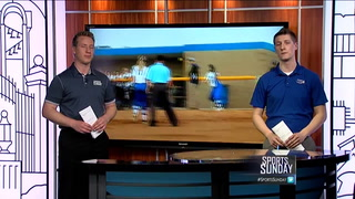 Sports Sunday April 22nd: Roob's catch is Sports Sunday's play of the week
